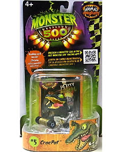 その他・海外メーカー MONSTER 500 SMALL CAR & TRADING CARD CROCPOT
