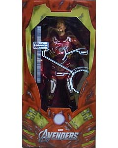 NECA 映画版 THE AVENGERS 1/4スケール IRON MAN [BATTLE DAMAGED]