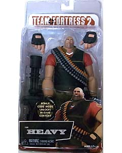 NECA PLAYER SELECT TEAM FORTRESS 2 DX 7インチアクションフィギュア THE HEAVY