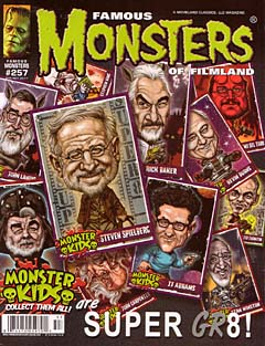 FAMOUS MONSTERS OF FILMLAND #257 [MONSTER KIDS カバー]