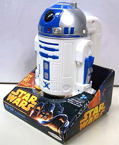 JAKKS PACIFIC STAR WARS FLASHLIGHT R2-D2