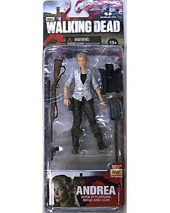 McFARLANE TOYS THE WALKING DEAD TV 5インチアクションフィギュア SERIES 4 ANDREA