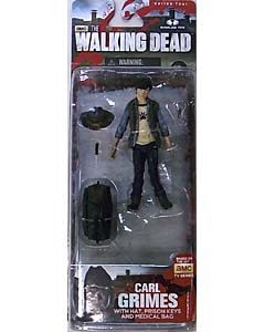 McFARLANE TOYS THE WALKING DEAD TV 5インチアクションフィギュア SERIES 4 CARL GRIMES