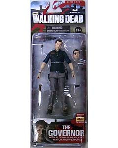McFARLANE TOYS THE WALKING DEAD TV 5インチアクションフィギュア SERIES 4 THE GOVERNOR