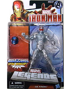 HASBRO MARVEL LEGENDS 2013 IRON MAN IRON MONGER SERIES ULTRON 台紙傷み特価