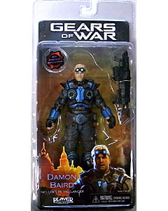 NECA GEARS OF WAR JUDGEMENT DAMON BAIRD