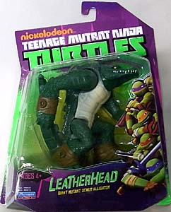PLAYMATES NICKELODEON TEENAGE MUTANT NINJA TURTLES ベーシックフィギュア LEATHERHEAD
