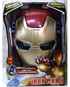 HASBRO 映画版 IRON MAN 3 ARC FX MISSION MASK IRON MAN