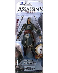 McFARLANE ASSASSIN'S CREED 6インチアクションフィギュア SERIES 1 ASSASSIN'S CREED III EDWARD KENWAY