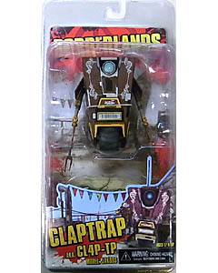 NECA PLAYER SELECT BORDERLANDS CLAPTRAP [JAKOBS]