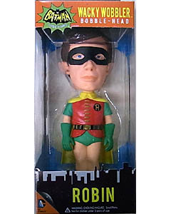 FUNKO WACKY WOBBLER BATMAN CLASSIC TV SERIES ROBIN
