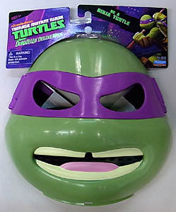 PLAYMATES NICKELODEON TEENAGE MUTANT NINJA TURTLES デラックスマスク DONATELLO