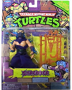 PLAYMATES TEENAGE MUTANT NINJA TURTLES CLASSIC COLLECTION ベーシックフィギュア SHREDDER