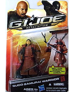 HASBRO 映画版 G.I. JOE: RETALIATION シングル BUDO SAMURAI WARRIOR