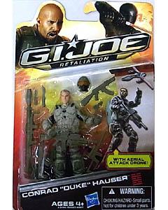 HASBRO 映画版 G.I. JOE: RETALIATION シングル CONRAD DUKE HAUSER [AERIAL ATTACK DRONE] 台紙傷み特価