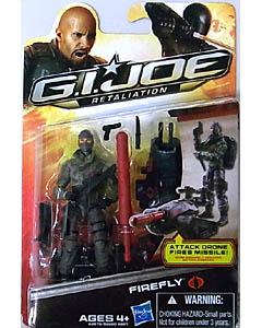 HASBRO 映画版 G.I. JOE: RETALIATION シングル FIREFLY [ATTACK DRONE FIRES MISSILE] 台紙傷み特価