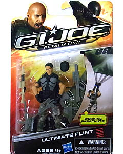 HASBRO 映画版 G.I. JOE: RETALIATION シングル ULTIMATE FLINT
