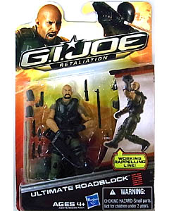 HASBRO 映画版 G.I. JOE: RETALIATION シングル ULTIMATE ROADBLOCK