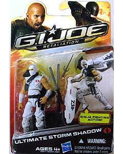 HASBRO 映画版 G.I. JOE: RETALIATION シングル ULTIMATE STORM SHADOW