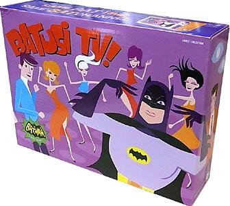 2013年 サンディエゴ・コミコン限定 MATTEL BATMAN CLASSIC TV SERIES BATMAN BATUSI BATMAN