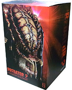 SIDESHOW LEGENDARY SCALE BUST PREDATOR 2