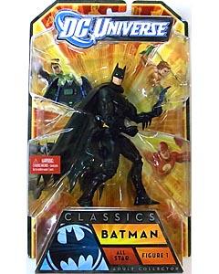 MATTEL DC UNIVERSE CLASSICS ALL STAR BATMAN