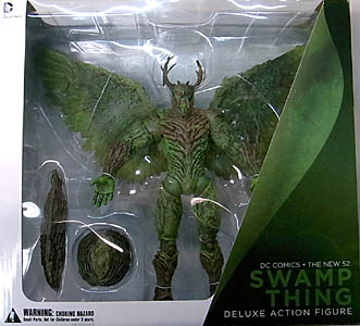DC COLLECTIBLES THE NEW 52 DX SWAMP THING