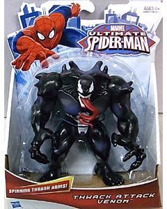 HASBRO ULTIMATE SPIDER-MAN THWACK ATTACK VENOM