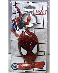 MONOGRAM SPIDER-MAN キーリング SPIDER-MAN HEAD [RED]