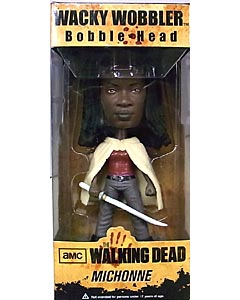 FUNKO WACKY WOBBLER THE WALKING DEAD MICHONNE パッケージ傷み特価