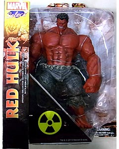 DIAMOND SELECT MARVEL SELECT RED HULK [再販] パッケージ傷み特価