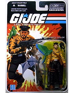 HASBRO G.I.JOE CLUB EXCLUSIVE TIGER FORCE SAILOR [SHIPWRECK]