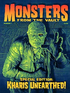 MONSTERS FROM THE VAULT SPECIAL #1