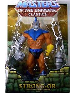 MATTEL MASTERS OF THE UNIVERSE CLASSICS オンライン限定6インチ STRONG-OR