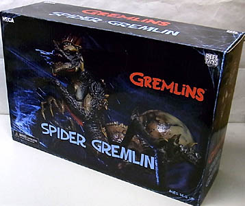 NECA GREMLINS 2 デラックスアクションフィギュア SPIDER GREMLIN