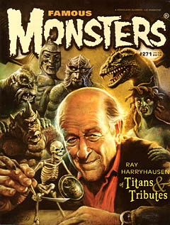 FAMOUS MONSTERS OF FILMLAND #271
