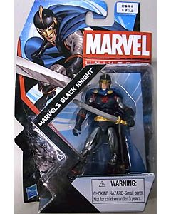 HASBRO MARVEL UNIVERSE SERIES 5 #029 MARVEL'S BLACK KNIGHT [国内版]