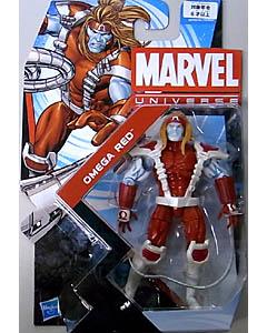 HASBRO MARVEL UNIVERSE SERIES 5 #026 OMEGA RED [国内版]