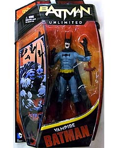 MATTEL BATMAN UNLIMITED BATMAN & DRACULA: RED RAIN VAMPIRE BATMAN