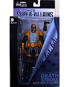 DC COLLECTIBLES DC COMICS SUPER VILLAINS DEATH STROKE