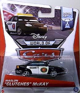 MATTEL CARS 2014 シングル MARLON CLUTCHES McKAY