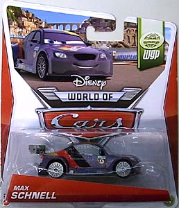 MATTEL CARS 2014 シングル MAX SCHNELL