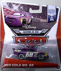 MATTEL CARS 2014 シングル N2O COLA NO.68