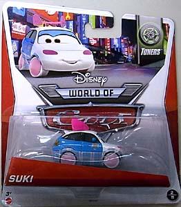 MATTEL CARS 2014 シングル SUKI