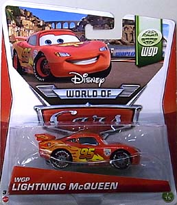 MATTEL CARS 2014 シングル WGP LIGHTNING McQUEEN