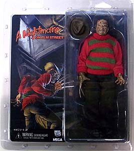 NECA A NIGHTMARE ON ELM STREET 8インチドール FREDDY KRUEGER