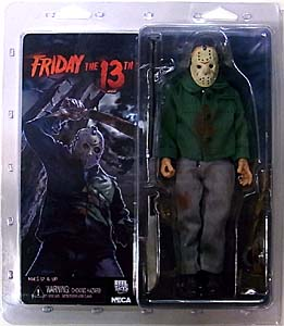 NECA FRIDAY THE 13TH 8インチドール JASON VOORHEES