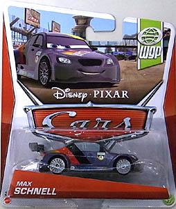 MATTEL CARS 2013 シングル MAX SCHNELL