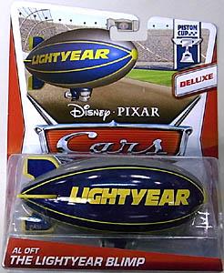 MATTEL CARS 2013 DELUXE AL OFT THE LIGHTYEAR BLIMP