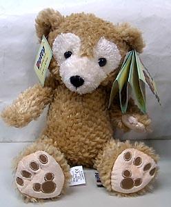 DISNEY USAディズニーストア限定 DUFFY THE DISNEY BEAR 12INCH DUFFY THE DISNEY BEAR